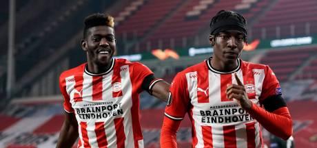 PSV maakt in Europa League klimtouw van zijden draadje; Brainport-brigade mentaal sterk