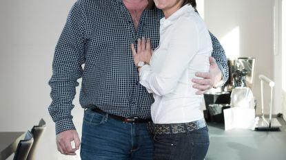 Groot verdriet brengt Michel Van den Brande en Sofie weer bijeen