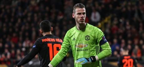 United zonder De Gea en Pogba tegen Liverpool