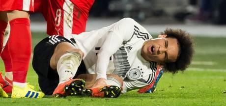 Sané stelt Duitsland gerust in aanloop naar duel met Oranje