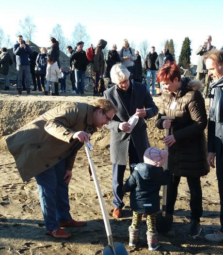 Bouw Spartahof Apeldoorn officieel gestart