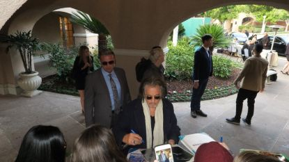 De Belgische bodyguard van Al Pacino