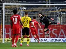 Bayern verslaat Dortmund in 'Geister Meister Spiel' en kan zich opmaken voor achtste titel op rij<br>