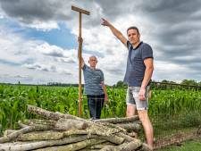 Buurt in verzet tegen zonnepark aan Oirschotsedijk in Haghorst
