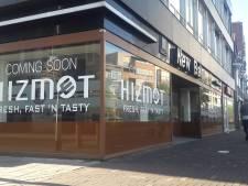 'Coming soon'? Broodjeszaak Hizmet rekt het wel héél lang...