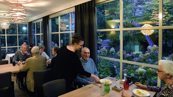 Restaurant Jagersrust in Ossendrecht blinkt uit in de amuses