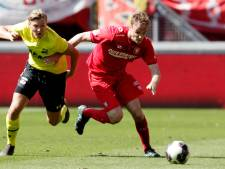 FC Twente kampioen na bleke remise tegen Jong AZ
