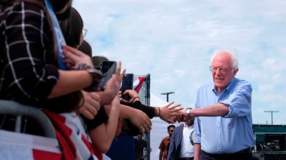 Ook Bernie Sanders krijgt hulp van Rusland in kiescampagne