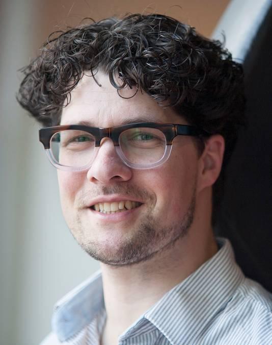 UMC-docent Marc van Mil.