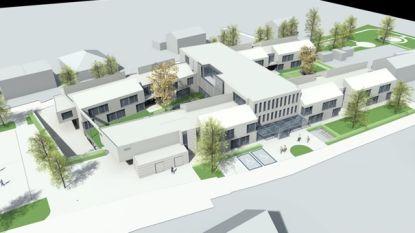 Woon- en zorgcentrum Coralia klaar in 2022