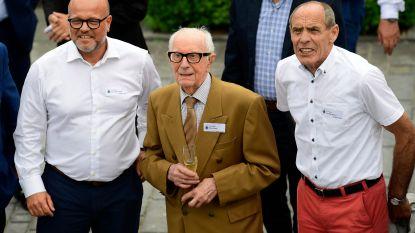 IN BEELD. Club Brugge brengt coryfeeën samen voor reünie oud-spelers