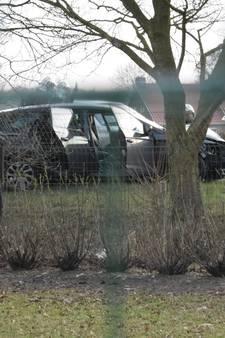 Ongeluk op N36 bij Diffelen