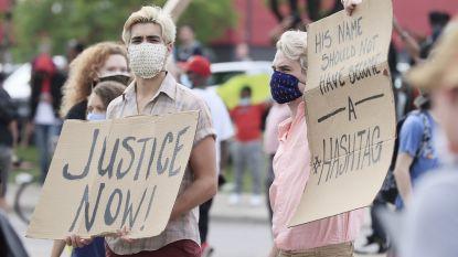 Trump: justitie doet onderzoek naar doden zwarte man door politie