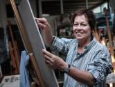 Rido Jansen is kunstenares in een voormalige bakkerij: 'Ik heb mijn hart gevolgd'