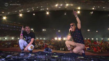 """Dimitri Vegas & Like Mike zorgen tijdens wervelende show voor alom geprezen eerbetoon aan Avicii: """"Emotioneler dan ik ooit gedacht had"""""""