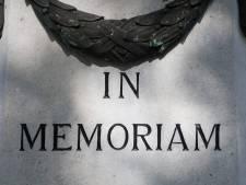 Vandaag 13 jaar geleden: Verdriet en vreugde op het kerkhof