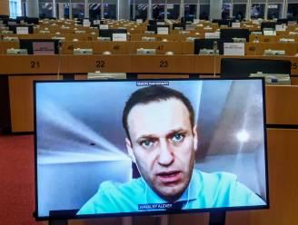 """Navalny roept EU op tot nieuwe strategie: """"Russische staat moet aangepakt worden als bende criminelen"""""""