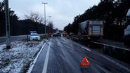 Limburg glijdt door de ochtendspits