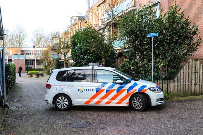 Schietpartij in Apeldoorn