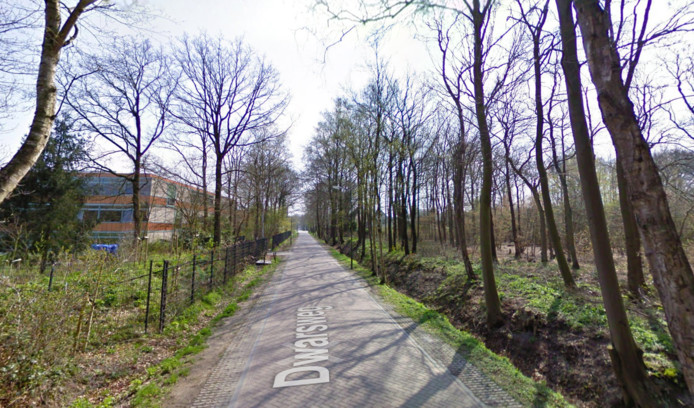 De man werd vrijdagavond beroofd op de Dwarsweg in Bilthoven.