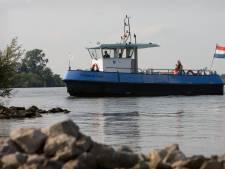 Onderzoek naar hoe 't Kleine Veer tussen Zwolle en Hattem kan varen in coronatijd
