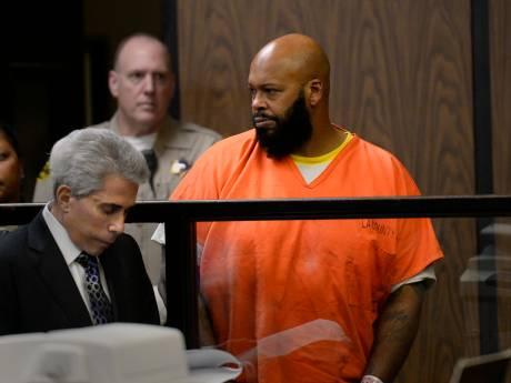 Hiphopper 'Suge' Knight moet 28 jaar  cel in wegens doodslag