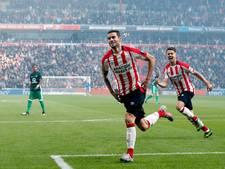 PSV krijgt Pereiro nog niet aan de praat