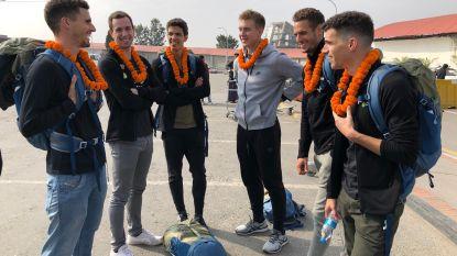 """Belgian Tornados aangekomen in Kathmandu voor expeditie in Himalaya-gebergte: """"Elke dag geloven dat je bergen kan verzetten"""""""