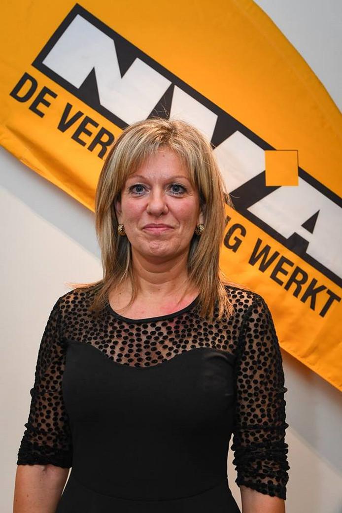 Anne Claeys is de nieuwe voorzitter van N-VA in Brugge.