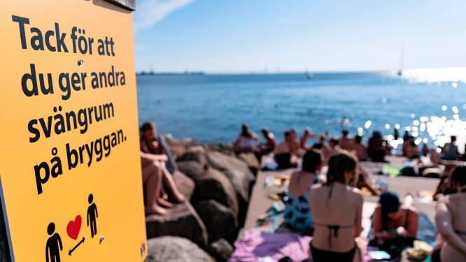 Zweedse corona-aanpak leidt tot meer sterfgevallen, maar impact pas na 2 jaar duidelijk