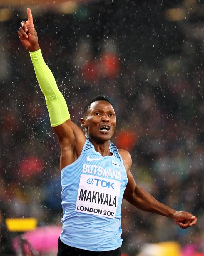 Isaac Makwala.