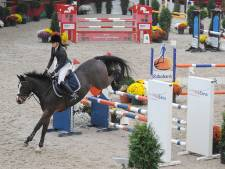 Paardensportevenement Indoor de Bergen stopt