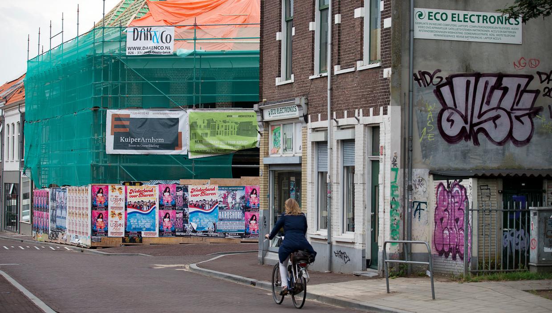 De wijken Sint Marten en Klarendal in Arnhem, kregen de stempel Vogelaarwijk.