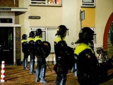 'Voorzitter vreugdevuur Duindorp gearresteerd wegens aanzetten tot rellen'