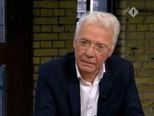 Laatste Buitenhof voor Paul Witteman: 'Het was een eer'