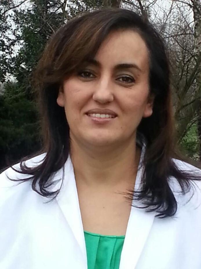 Fatima Kalai-El Mousaoui.