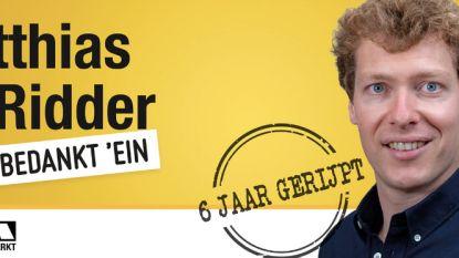 Nieuw in schepencollege: Matthias De Ridder (N-VA) en Jean-Jacques De Gucht (Open Vld)