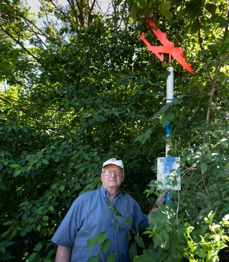 Zelfs bemiddeling burgemeester lijkt kansloos in conflict over WOII-crashpalen in polder