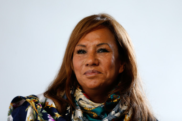 Patty Brard in 2014