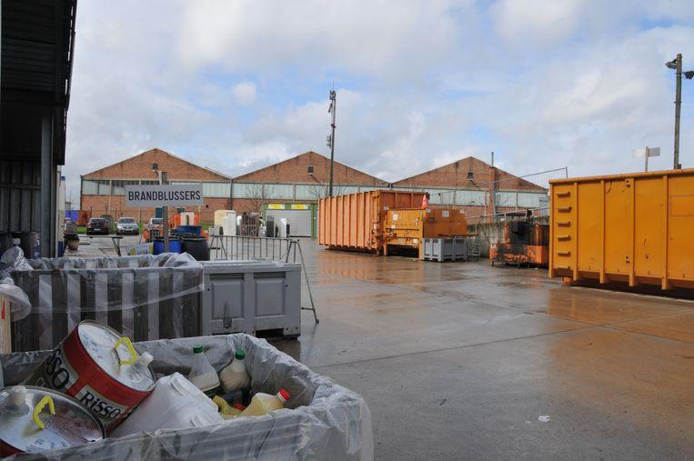 Recyclagepark Grimbergen