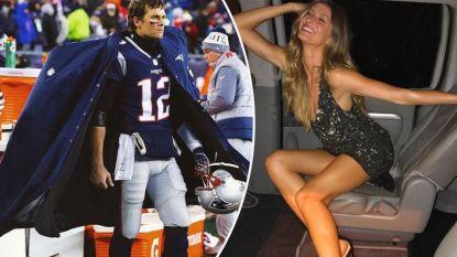 Tom Brady: de quarterback van 40 die aan de zijde van Braziliaans supermodel de geschiedenisboeken van de Super Bowl blijft herschrijven