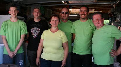 Vrijwilligers houden Hagelkruisfeesten in leven
