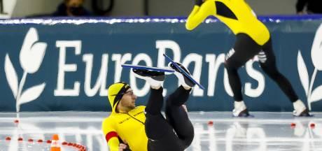 Deventenaar Thomas Krol verpest klassement na val op 500 meter