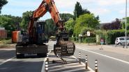 Poederleesteenweg tot november afgesloten door wegenwerken