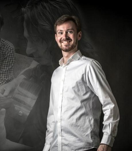 Kanker? Oud-patiënt Bram Thomassen voert actie tegen het scheldwoord