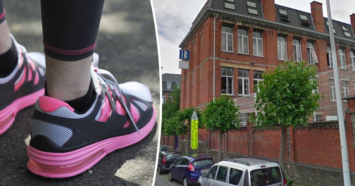 6d90ff845ca Brussels college stuurt tientallen leerlingen naar huis omdat ze niet de  juiste schoenen dragen   Binnenland   Nieuws   HLN