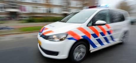 Man aangehouden die ammoniak onder voordeur Leiden gooit