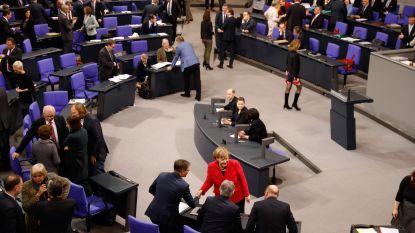 """""""Duitse partijen krijgen drie weken tijd om uit de crisis te geraken"""""""