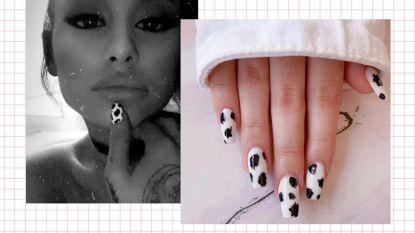 Dit is de favoriete nail-art trend van Ariana Grande en Kendall Jenner (en zo maak je 'm zelf)