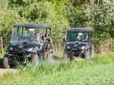 Op safari in de Achterhoek: 'wild kiek'n' vanuit elektrische buggy